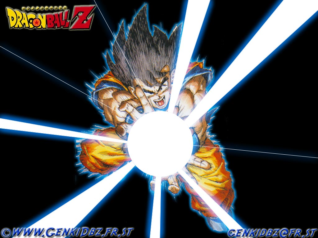 Brigada SOS Wallpaper Dragon Ball Z 1024x768