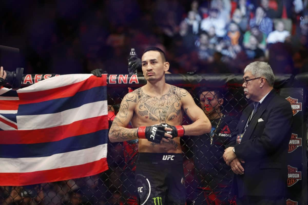 Max Holloway Finally Responds To UFC 226 Health Scare 1200x800