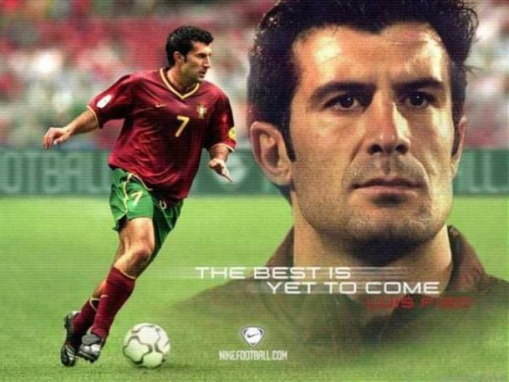 Luis Figo Wallpaper para Mac   Descargar 1020x765