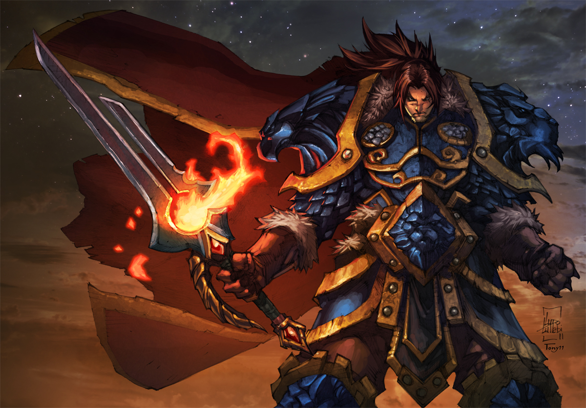 Oh Yeah World of Warcraft 1200x836
