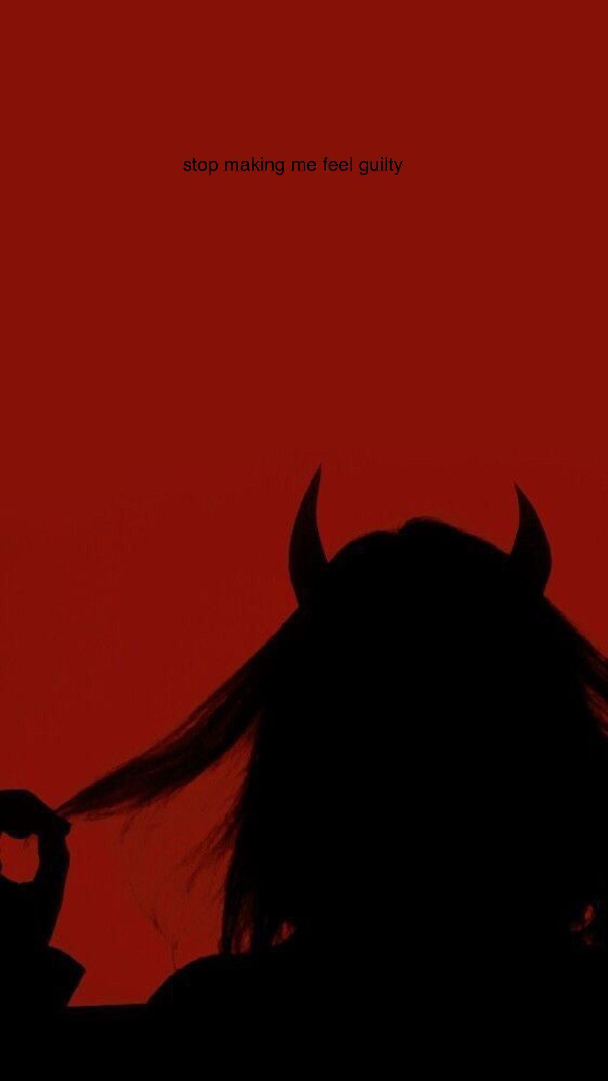 l redaesthetic   dailycomics Bad girl wallpaper Red aesthetic 1242x2208