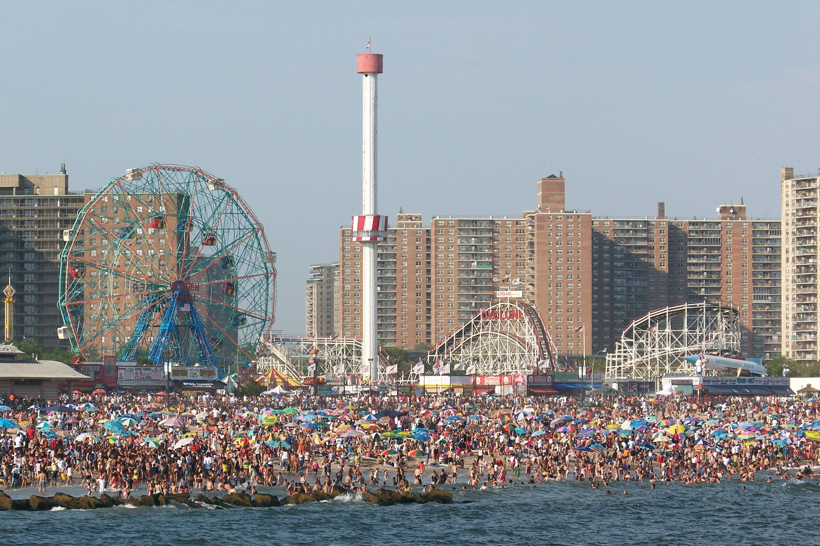Coney Island Wallpapers 2832x1888