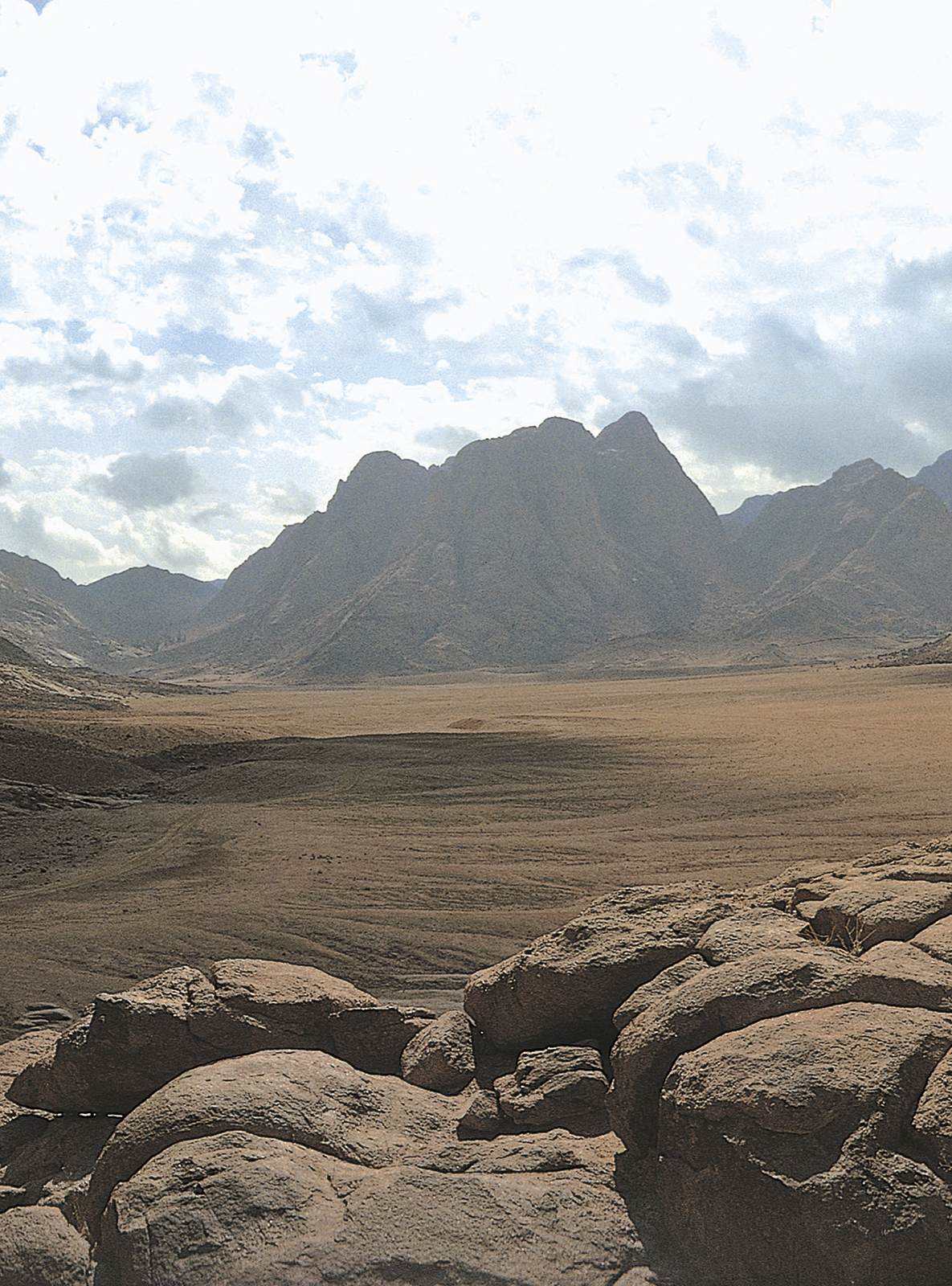 Mount Sinai Horeb and the Sinai Wilderness 1185x1600