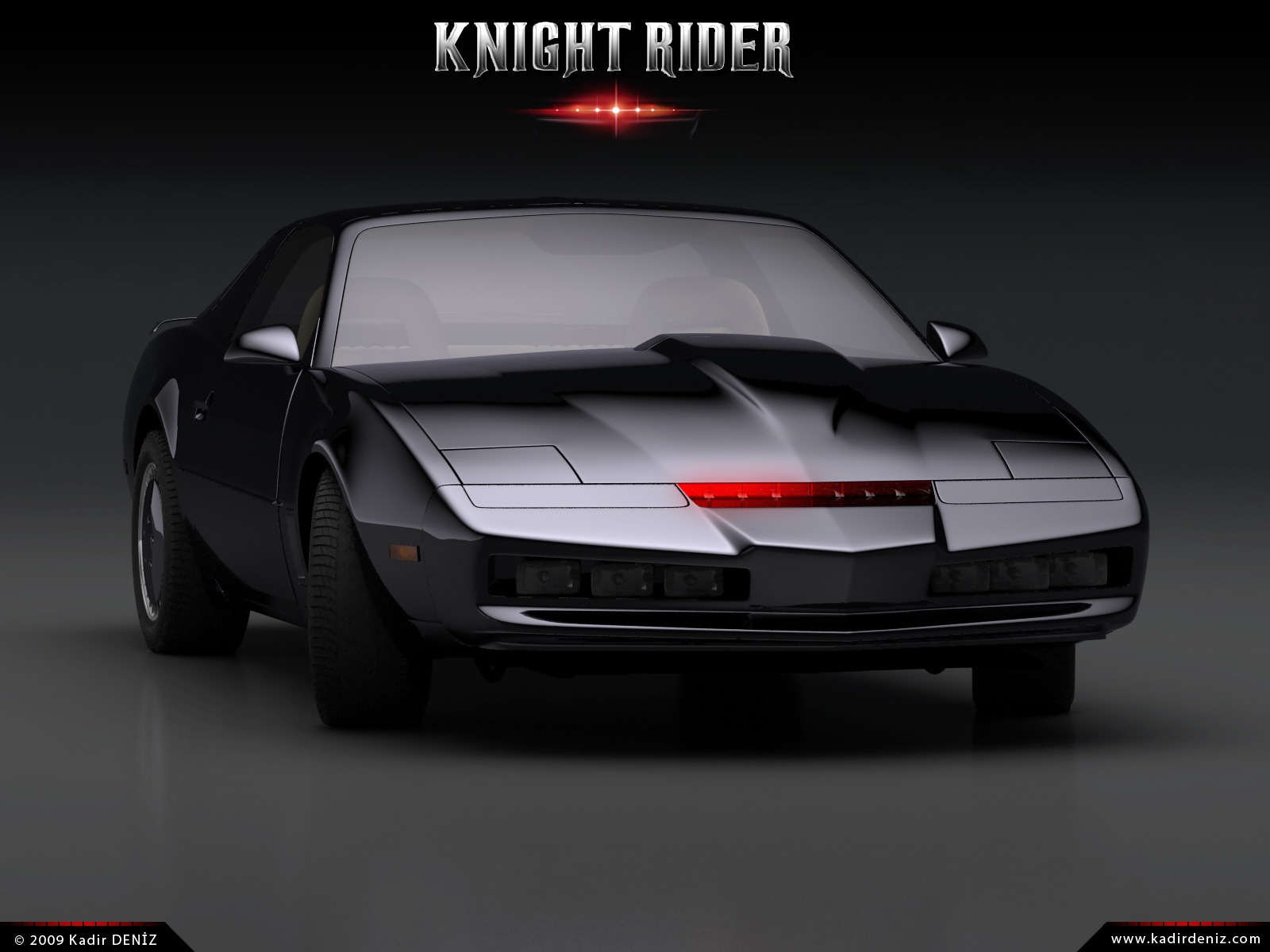 Knight Rider Animated Wallpaper Old vs New Kni 1600x1200