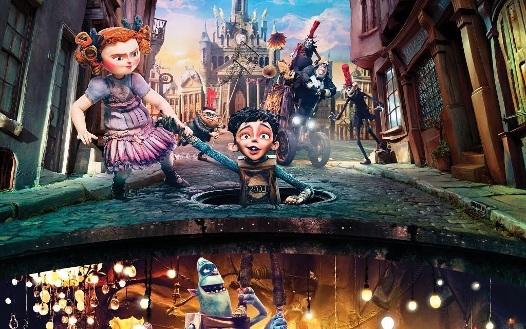 Boxtrolls Wallpaper for Android   APK Download 1024x640