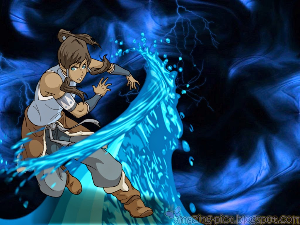 Avatar Korra Waterbending Wallpaper Part 2 Amazing Picture 1024x768