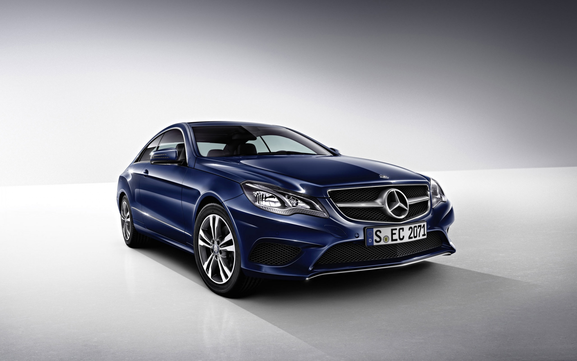 2014 Mercedes Benz E Class Coupe Wallpaper HD Car Wallpapers 1920x1200