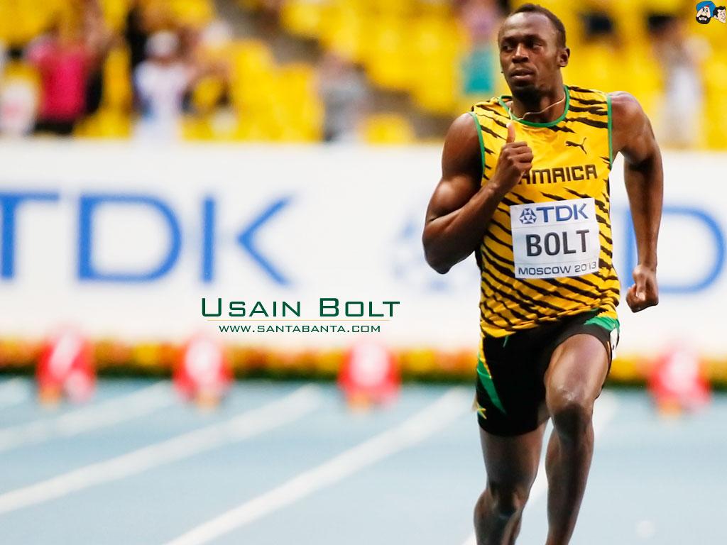 Usain Bolt 1024x768 Wallpaper 6 1024x768