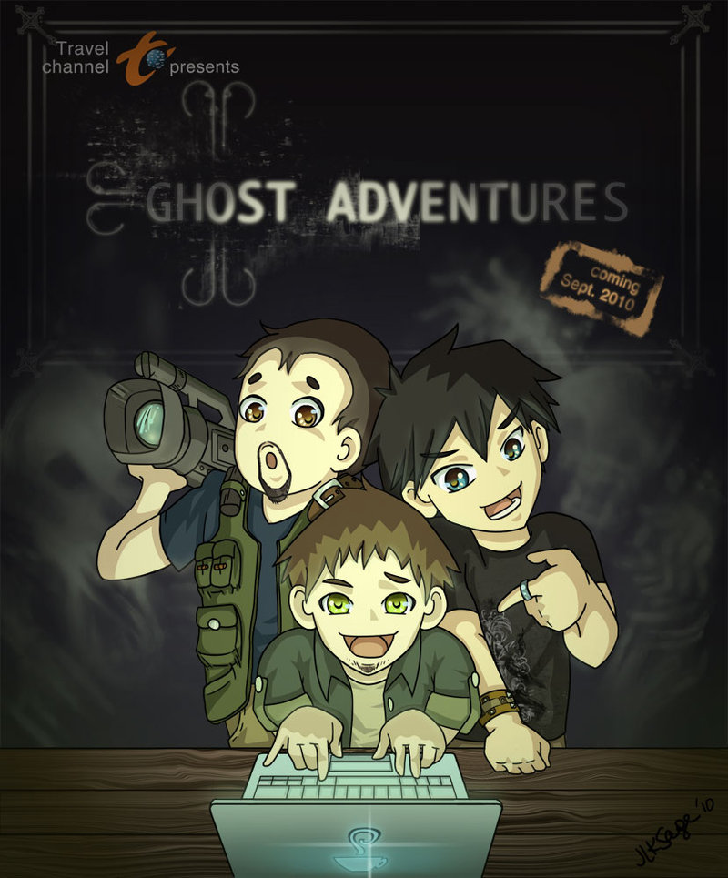 Ghost Adventures Wallpaper Wallpapersafari