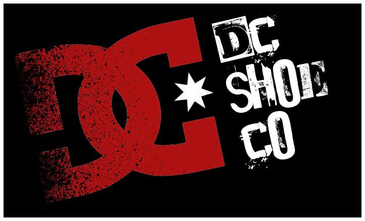 DeviantArt More Artists Like DC Shoe logo mini wallpaper by freddijs 723x439