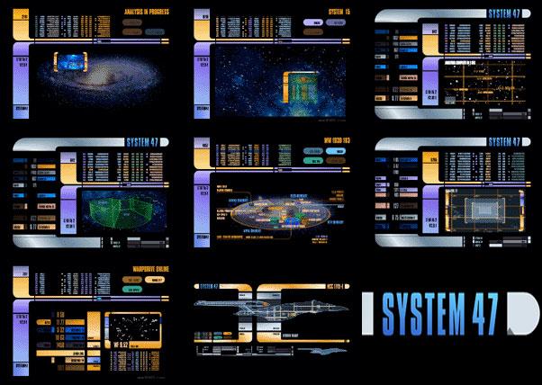 Star Trek Screensavers For Windows 10: Animated LCARS Wallpaper
