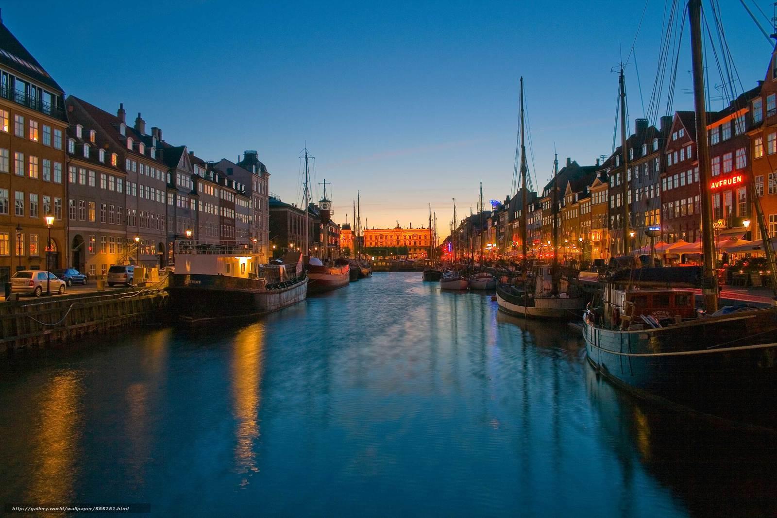 Denmark desktop wallpaper wallpapersafari - Copenhagen wallpaper ...