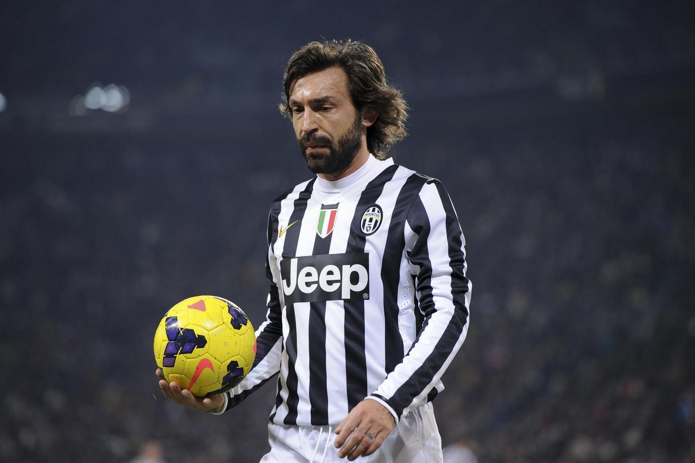 Andrea Pirlo Juventus   New Kerala Blasters Transfer 1400x933