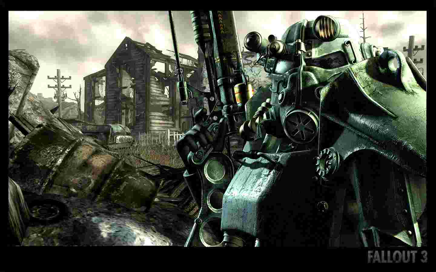 Fallout 3 wallpaper wallpapersafari fallout 3 wallpaper hd fallout 3 wallpaper fallout 3 bilder fallout 3 1440x900 thecheapjerseys Images