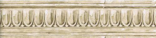 Egg Dart Crown Molding Stone Look Wallpaper Border 30706230 eBay 500x123