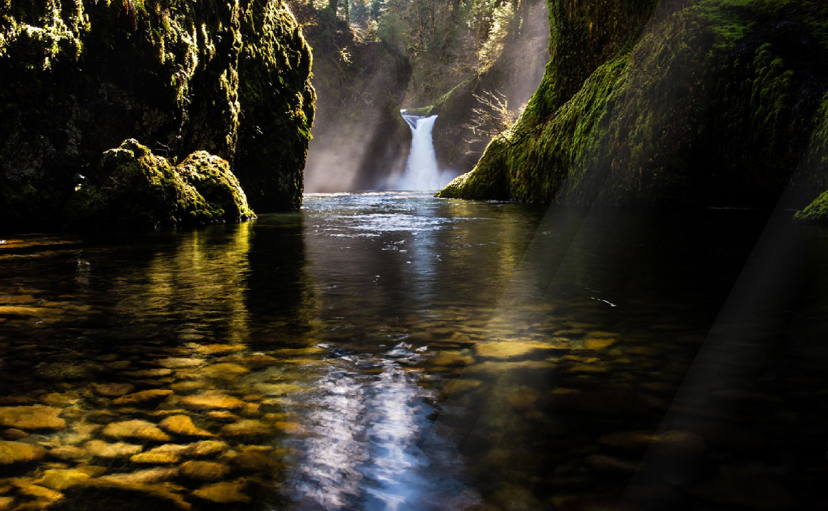 Hide Waterfall Screensaver The Best Screensavers Download 1206x744