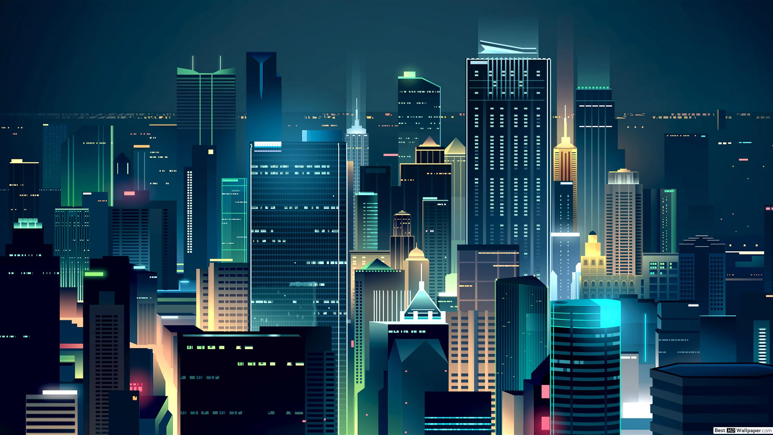 30 Modern City Wallpapers On Wallpapersafari
