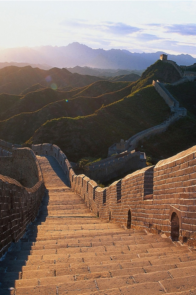 Great Wall Of China Mobile Wallpaper   Mobiles Wall 640x960