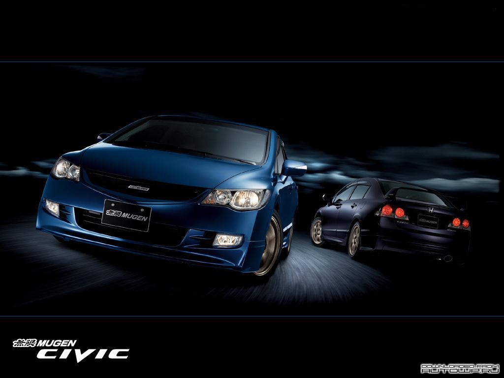 Mugen Honda Civic Si Sedan picture 60382 Mugen photo gallery 1024x768