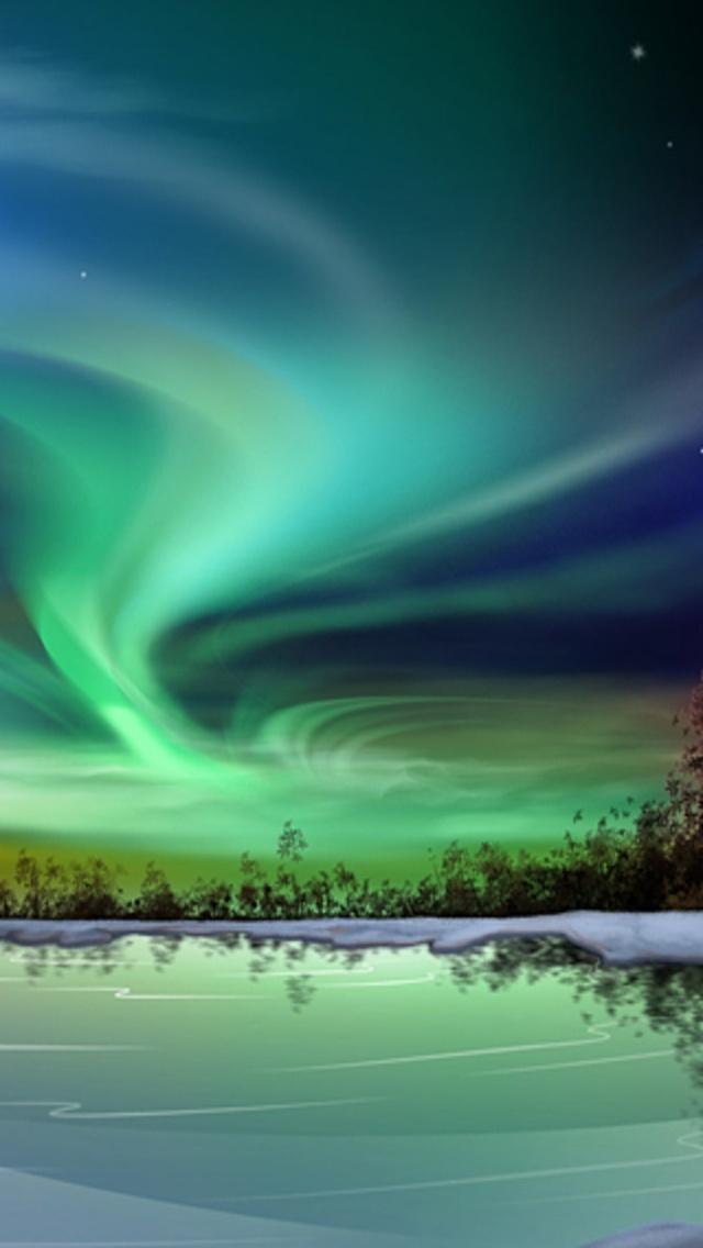 41 Hd Northern Lights Wallpaper On Wallpapersafari