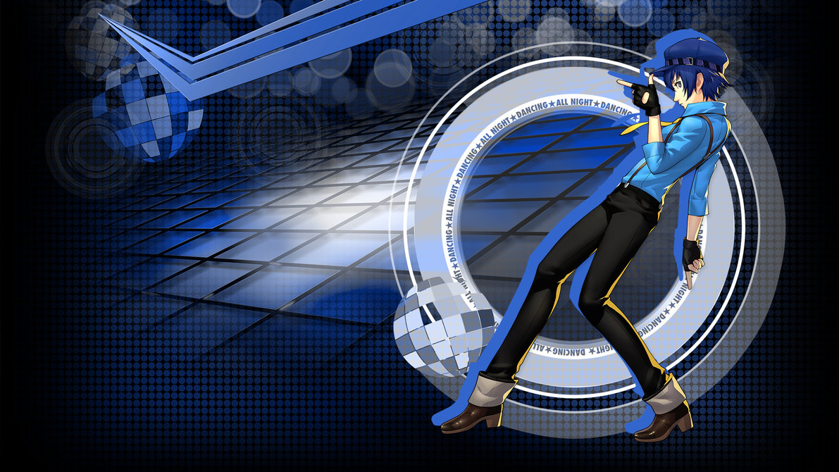 Free download Persona 4 DAN Naoto Shirogane HD Wallpaper by