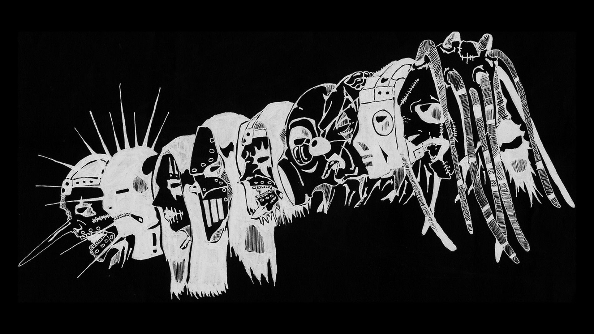 Music Heavy Metal slipknot band Corey Taylor wallpaper 1920x1080 1920x1080