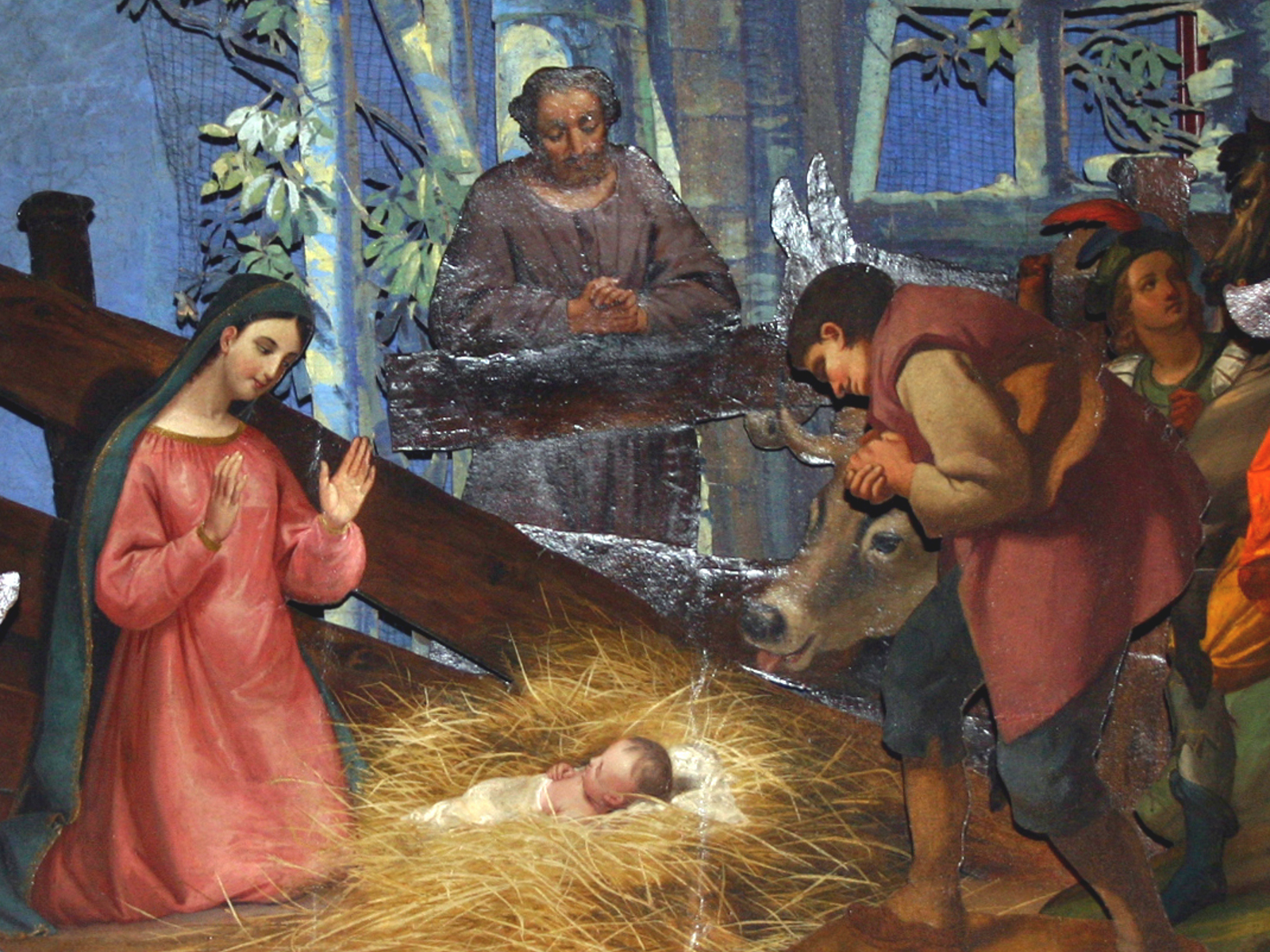 Download Presepe Nativity Wallpaper 1600x1200