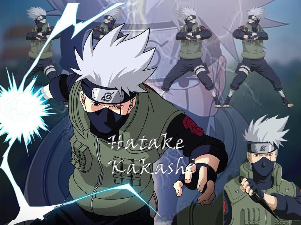 Hatake Kakashi Wallpaper by RICHARDFORTE 1024x768
