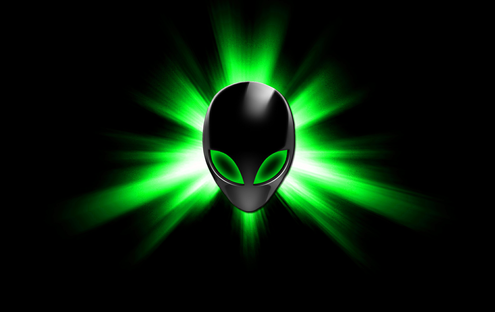 star alienware green by darkangelkrys customization wallpaper mac pc 1900x1200