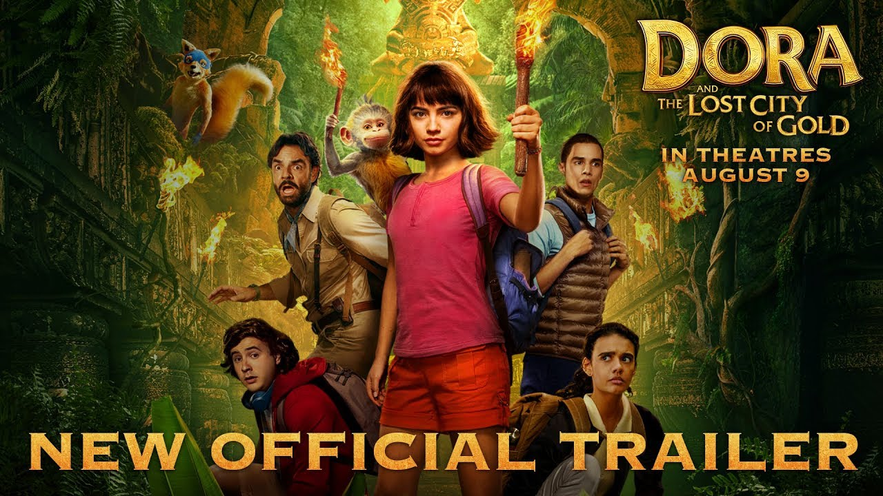 Dora And The Lost City Of Golds got fart jokes Danny Trejo being 1280x720