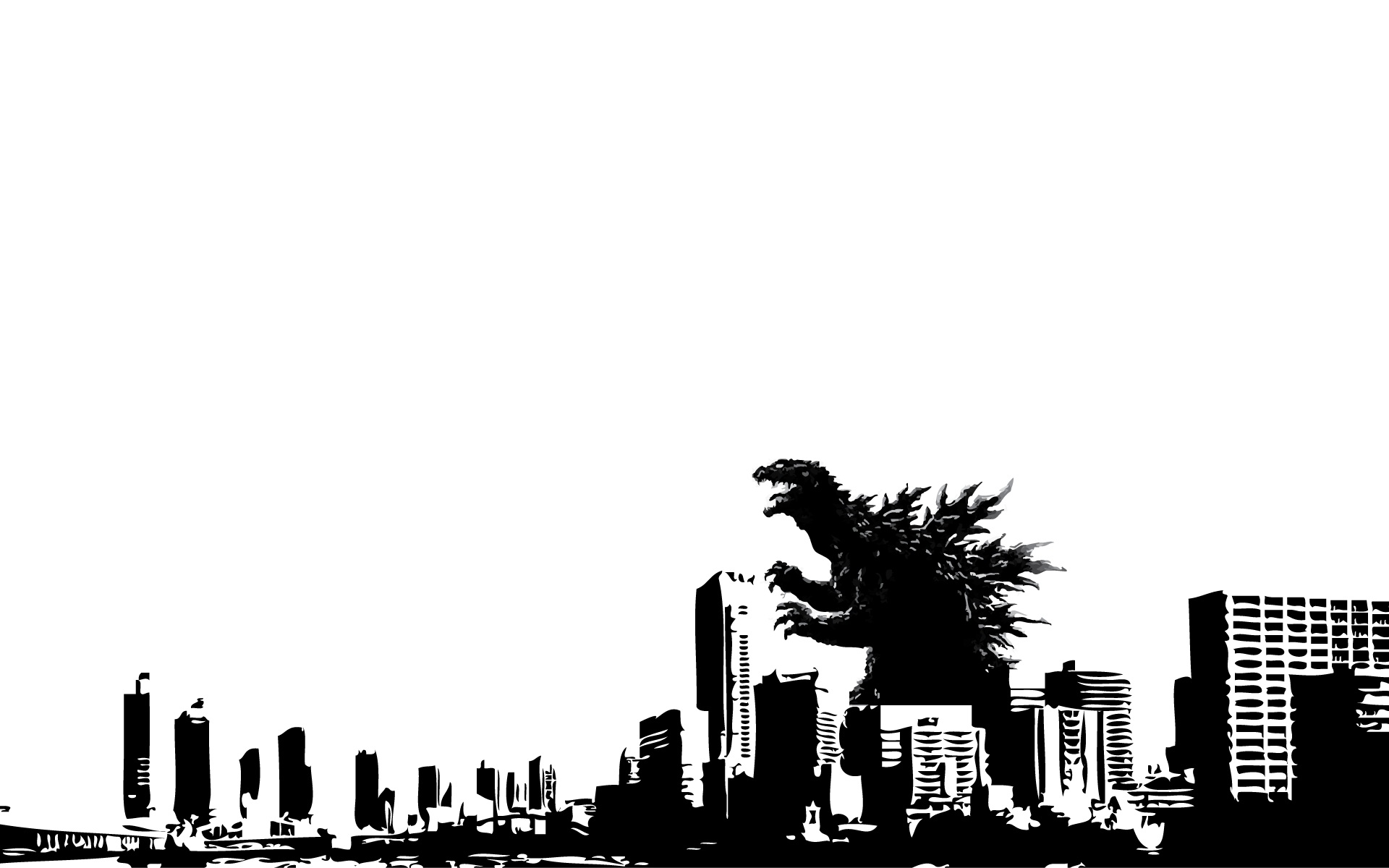 Godzilla Wallpapers HD - WallpaperSafari