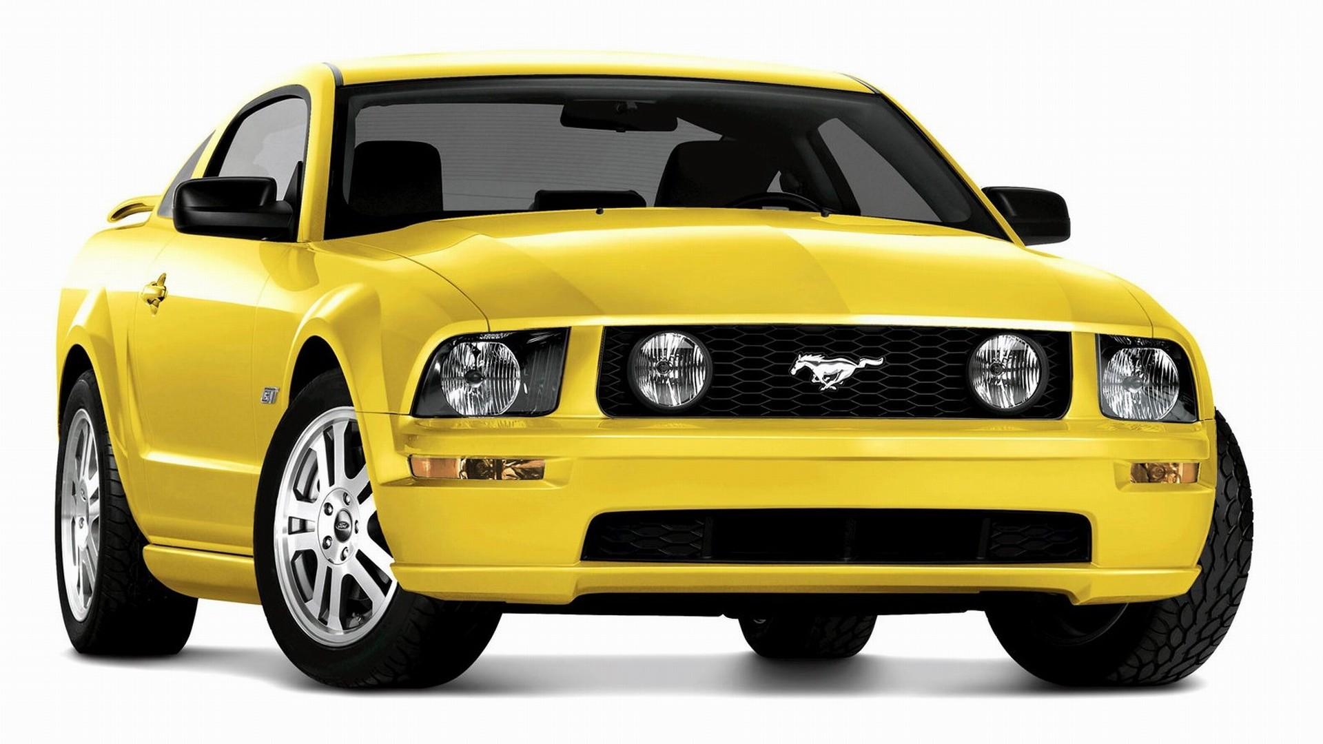 Ford Mustang GT 2005 30 1920x1080 WallpapersFord Mustang 1920x1080 1920x1080