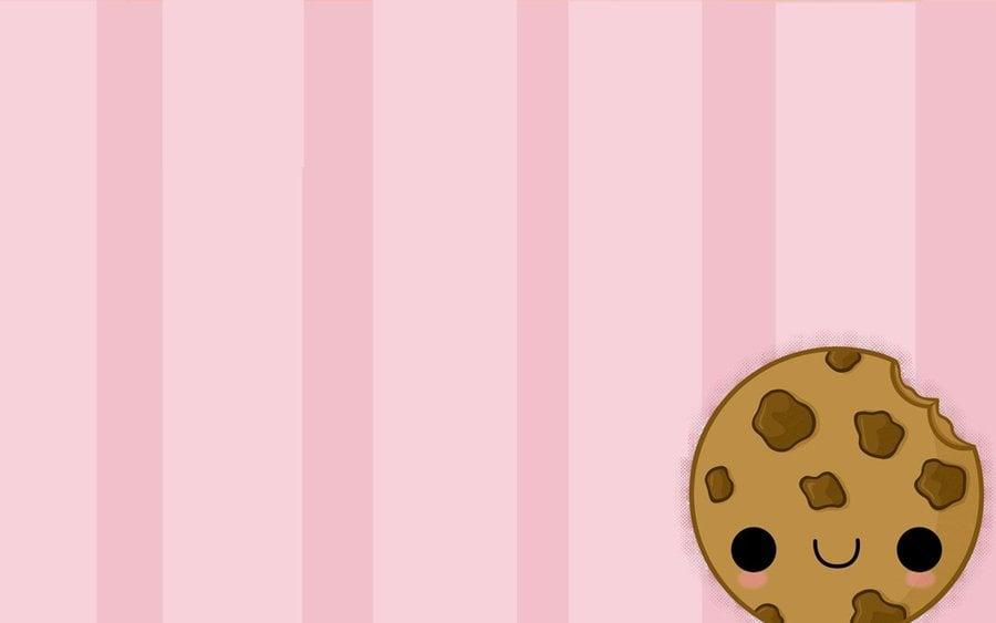 [47+] Cute Cookie Wallpapers on WallpaperSafari |Cookie Wallpaper Tumblr