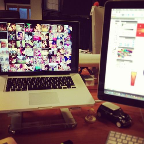 Instagram Desktop Wallpaper 500x500