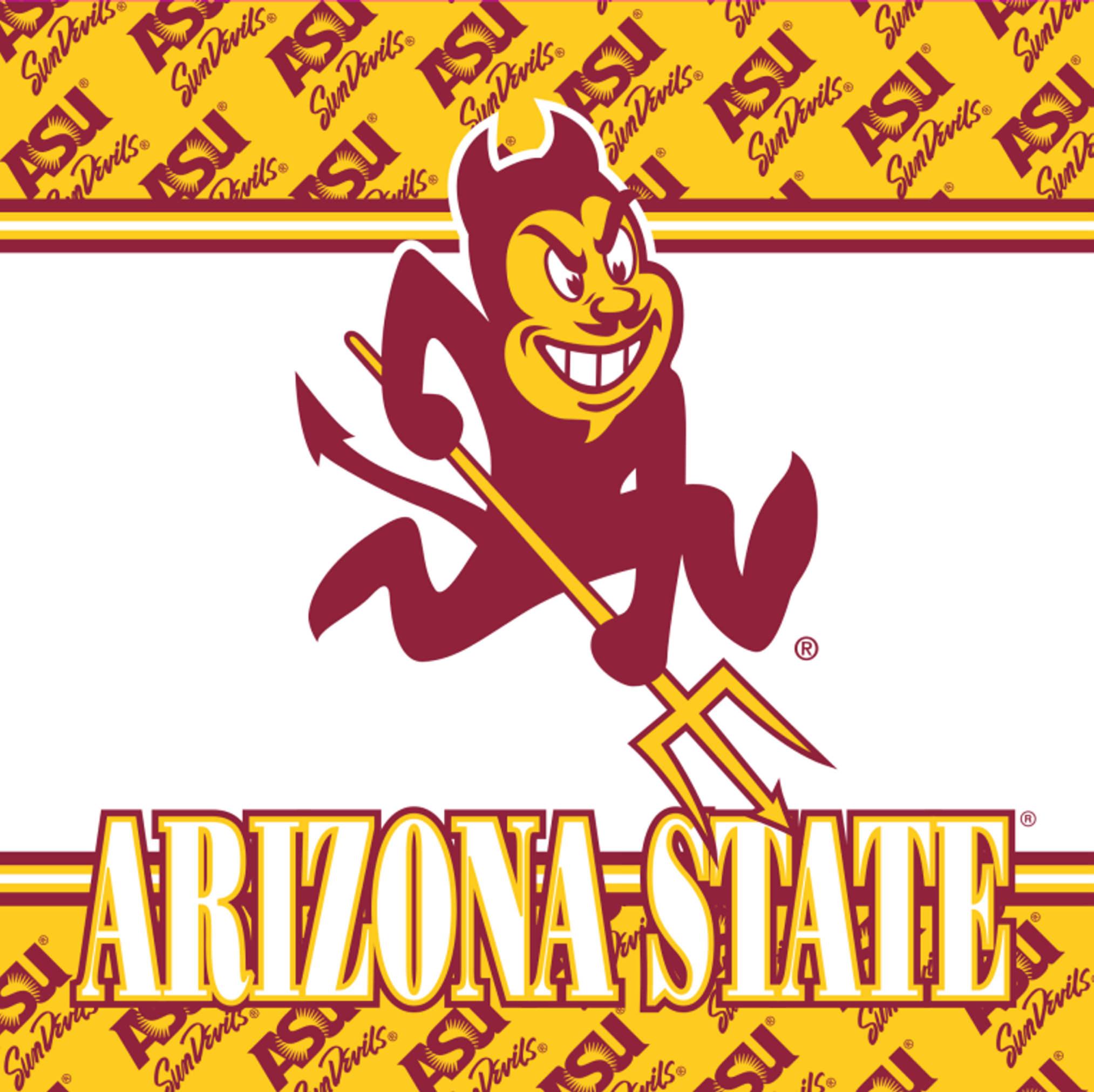 arizona state sun devils luncheon napkins arizona state sun devils 2027x2022