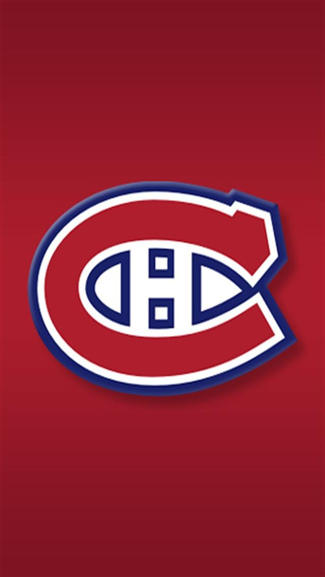 Montreal Canadiens LOGO iPhone Wallpapers iPhone 5s4s3G 640x1136