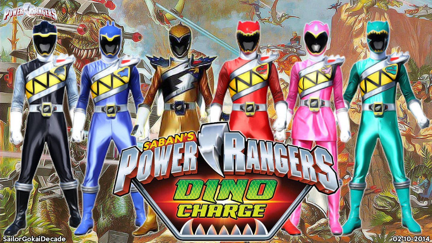 48 Power Rangers Dino Charge Wallpaper On Wallpapersafari