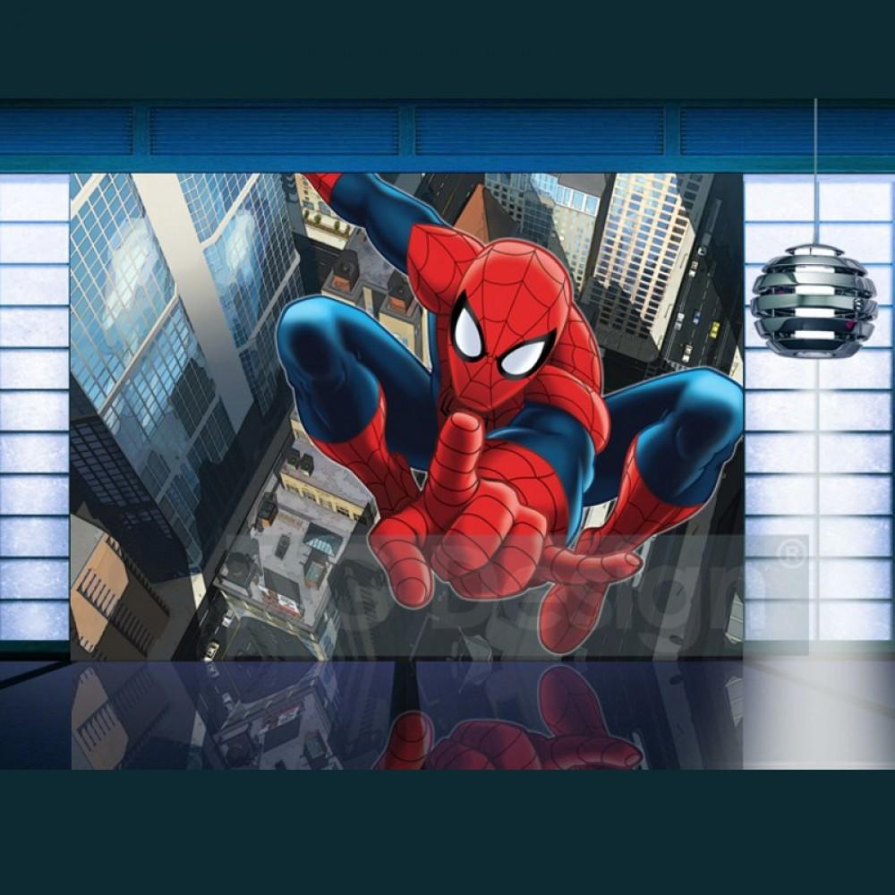 Spiderman Air Wallpaper Great KidsBedrooms the children bedroom 1000x1000