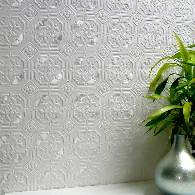 Anaglypta Derby Paintable Wallpaper   Traditional   Wallpaper   by 640x640