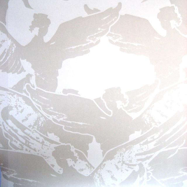 Aphrodite Wallpaper Roll Rain   Contemporary   Wallpaper   by Jill 640x640