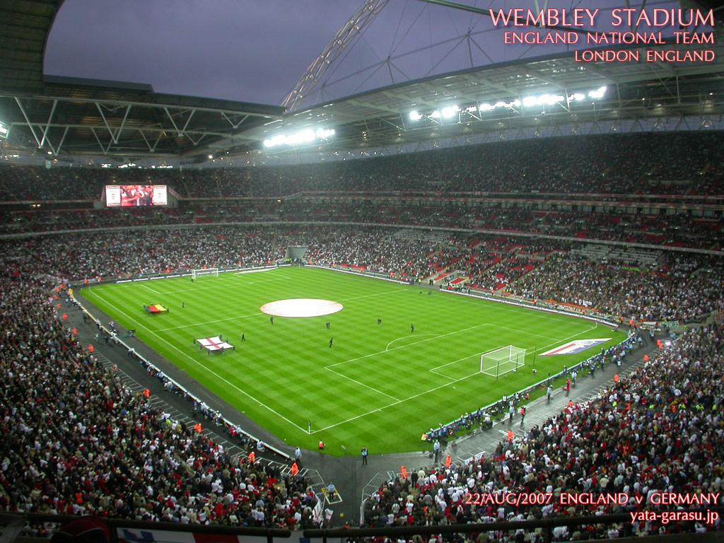 48 hd football field wallpaper on wallpapersafari - Soccer stadium hd ...