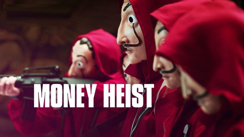 Money Heist Part 3 Details Wallpapers   Supertab Themes 1024x576