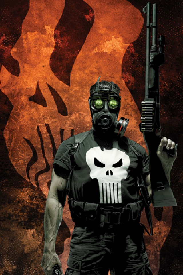 The Punisher HD Wallpapers - WallpaperSafari