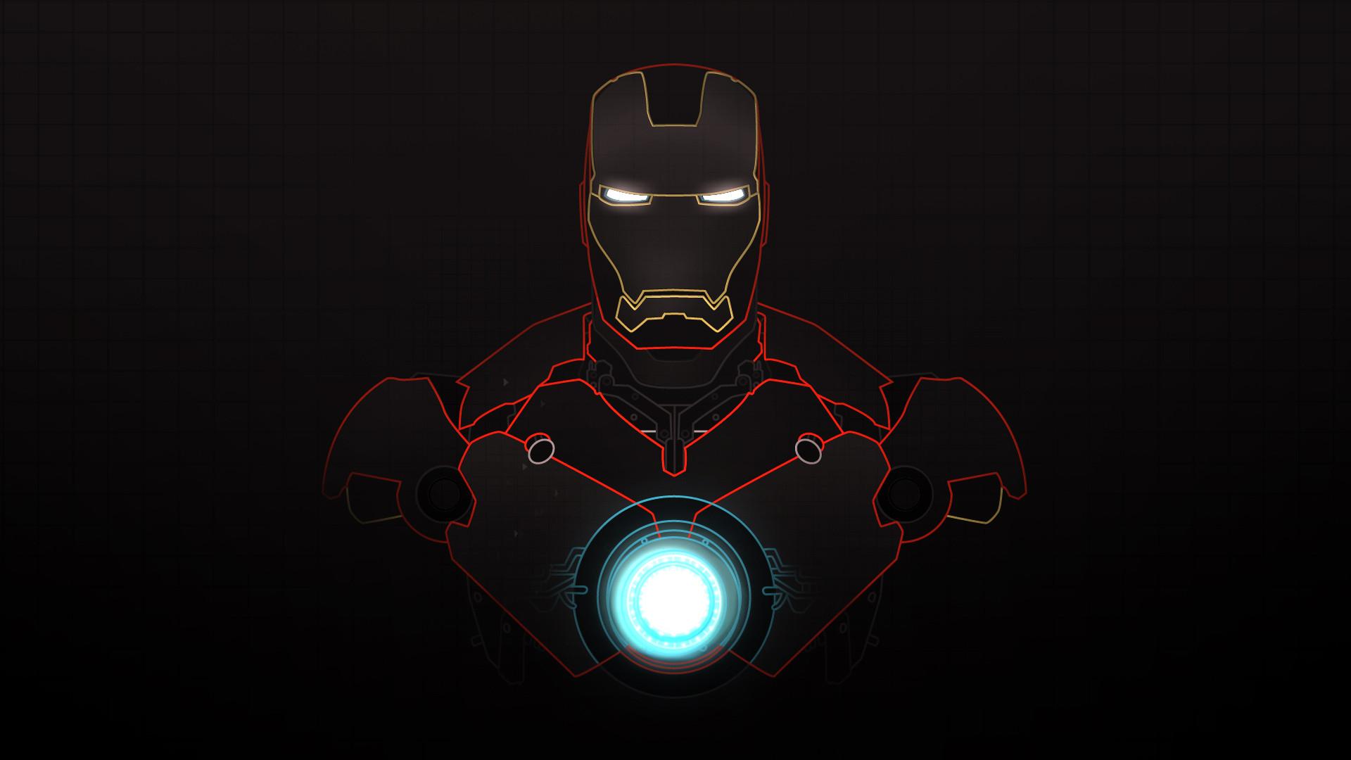 Cool Iron Man wallpaper 1920x1080 28350 1920x1080