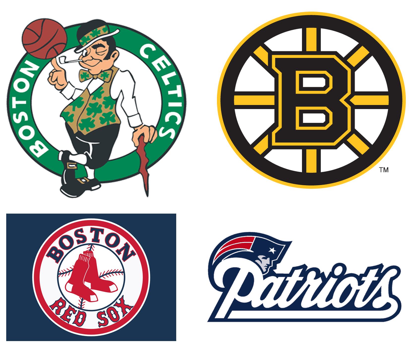 Boston Sports Championship Wallpaper 1664x1415