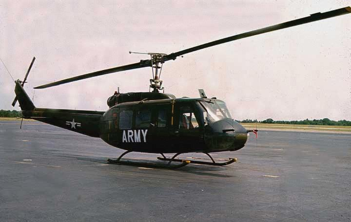 Jet Airlines Bell Uh 1 Huey 720x456