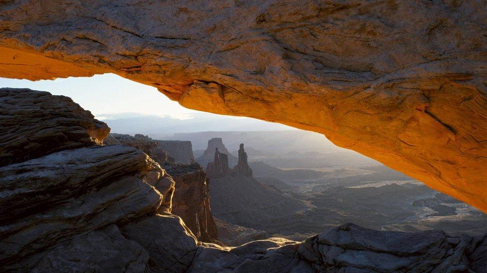 mesa arch in canyonlands utah wallpaper   ForWallpapercom 969x545