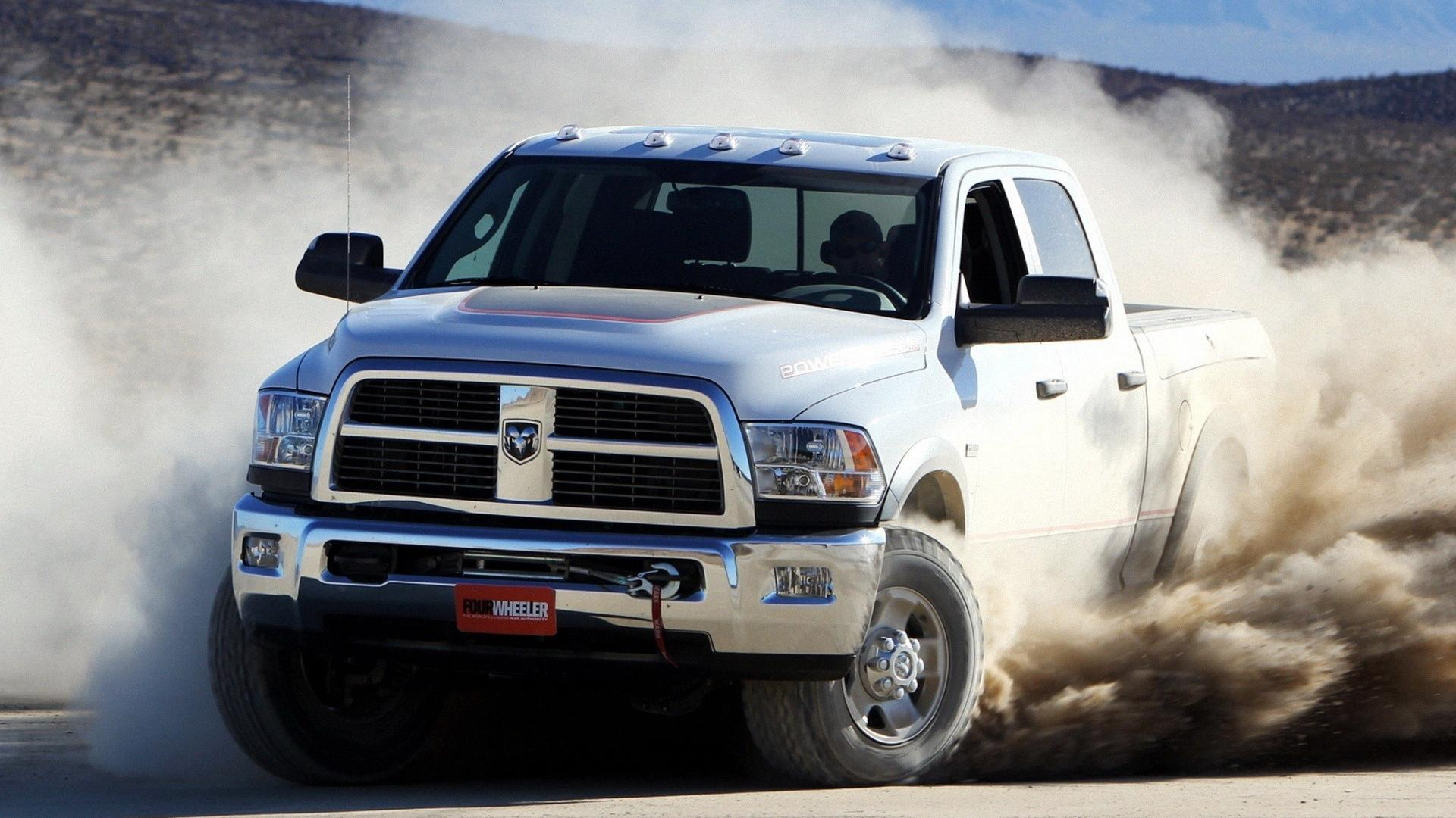 2015 Ram 2500 >> Pickup Truck Wallpaper - WallpaperSafari