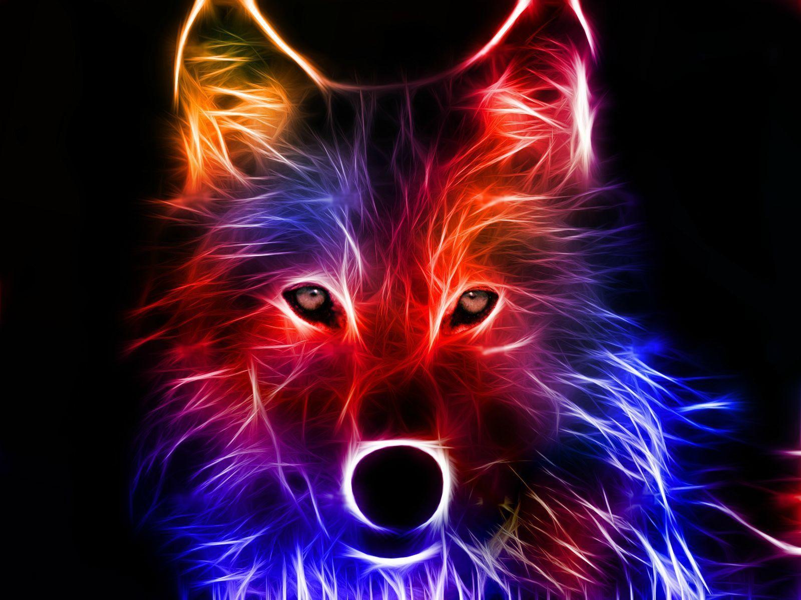 Fox 3D Wallpapers   Top Fox 3D Backgrounds   WallpaperAccess 1600x1200