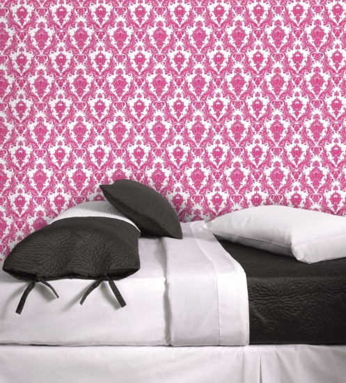 Contemporary Wallpaper For Apartments Bedroom Wallpaper Apartments 497x550